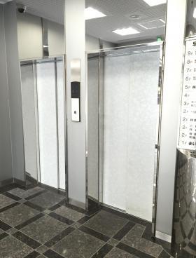 早川トナカイビルの内装