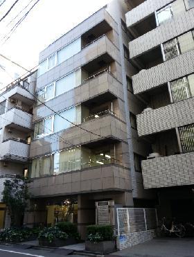 宝町千島ビル(新京橋第1長岡ビル)の外観写真