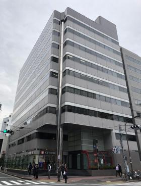 五反田イーストビルの外観写真