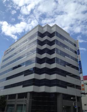 損保ジャパン日本興亜川越ビルの外観写真