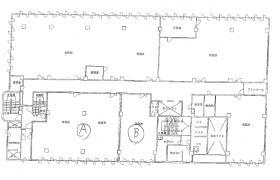 東上パールビル:基準階図面