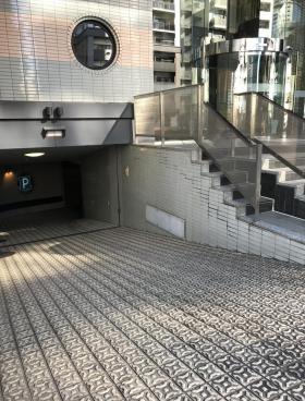 イハラ高輪ビルの内装