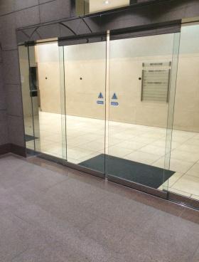 東京YWCA会館の内装