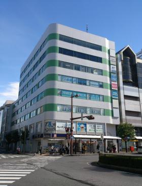 熊谷駅前ビルの外観写真