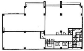 PRSビル:基準階図面
