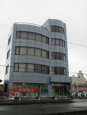 プラザ桜木ビルの外観写真