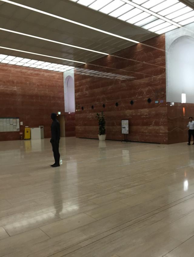 東京オペラシティビル 1F 26坪(85.95m<sup>2</sup>)の内装