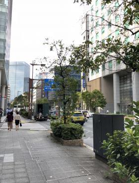 日本橋本町ビルの内装