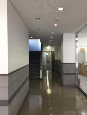 明邦大宮下町(旧三井生命大宮下町)ビルの内装