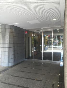 松ビル18の内装