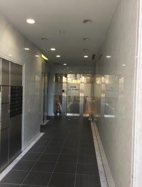 吉敷町スクエアビルの内装