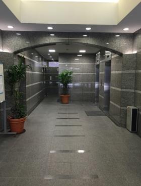 YKビルの内装