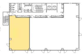 大栄ツインN館:基準階図面