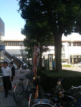 東栄ビルの内装