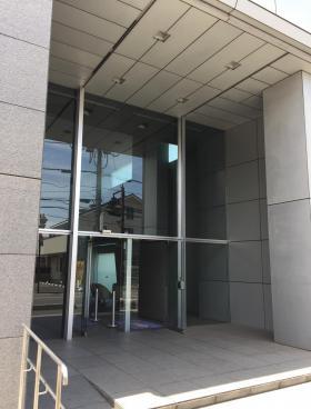 GM大宮ビルのエントランス