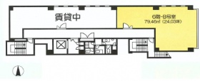 ワコーレ大宮2ビル:基準階図面