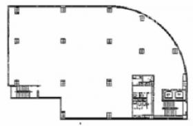 IKビル:基準階図面