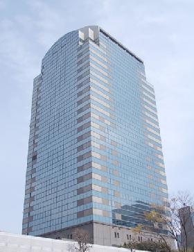 住友ケミカルエンジニアリングセンタービルの外観写真