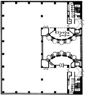 住友ケミカルエンジニアリングセンタービル:基準階図面