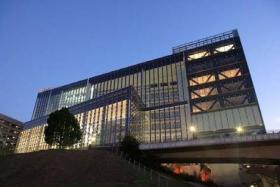 ニューシティー多摩センタービルの外観写真