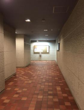飯田橋ハイタウンビルの内装