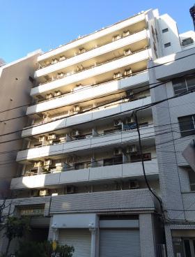 藤和ハイタウン新宿の外観写真