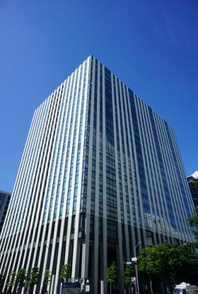 みなとみらいセンタービルの外観写真
