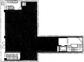 星座ビル:基準階図面