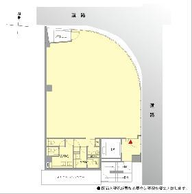 BC神南PROPERTY:基準階図面