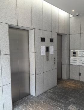 新宿第1アオイビルの内装