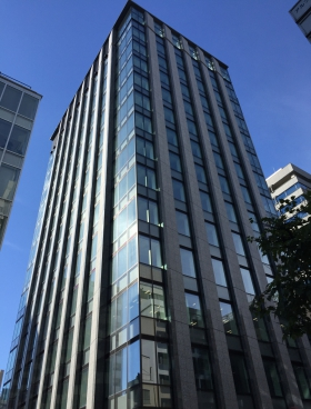 マークライト虎ノ門ビルの外観写真