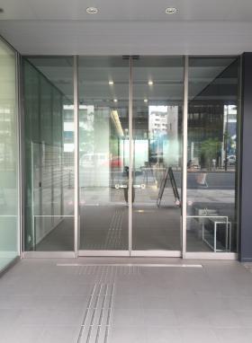 クロスオフィス三田の内装