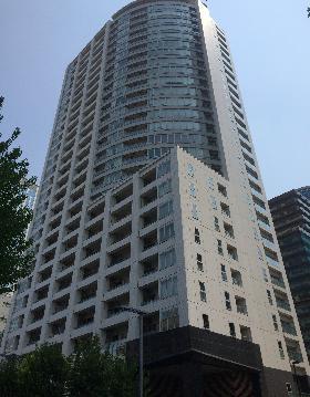 アトラスタワー西新宿の外観写真