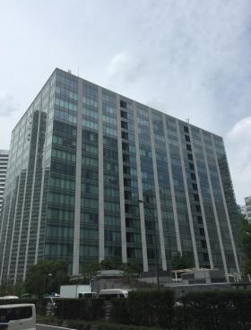 MMパークビルの外観写真