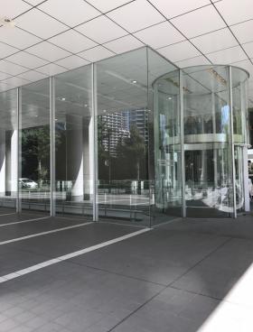 みなとみらいビジネススクエアの内装
