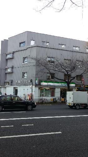 松岡九段ビルの外観写真