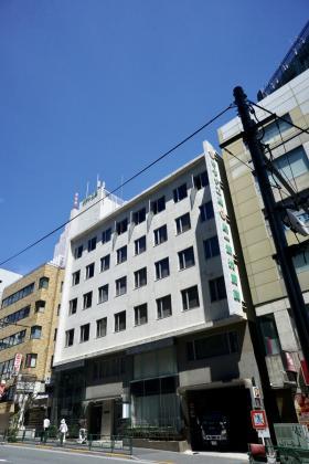 マグナ工業ビルの外観写真