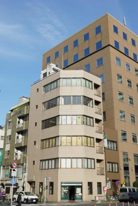 第1明治ビルの外観写真