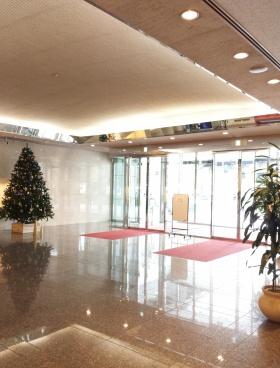 KDX横浜(旧アーバンスクエア横浜)ビルの内装