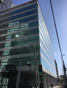横浜イーストスクエアビルの外観写真