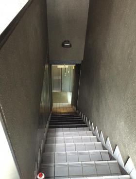 大阪屋ビルの内装