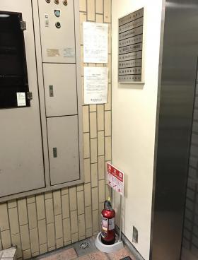 アーベイン三井ビルの内装