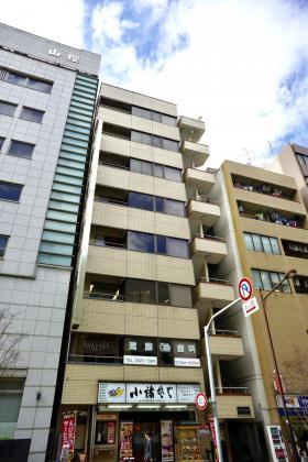 アーベイン三井ビルの外観写真