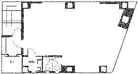 ONZE1852ビル:基準階図面