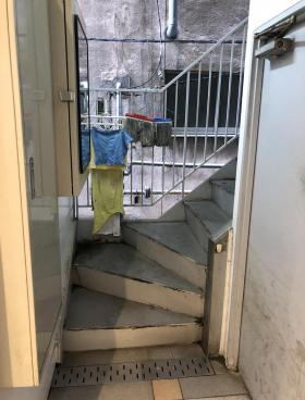 ONZE1852ビルの内装
