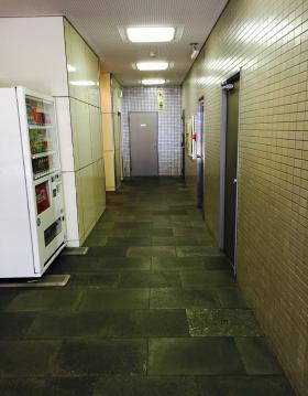 ウィスタリア東五反田ビルの内装