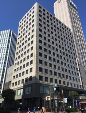 横浜ファーストビルの外観写真