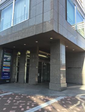 横浜ファーストビルの内装