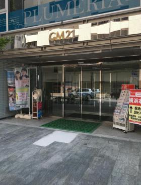 GM21ビルの内装