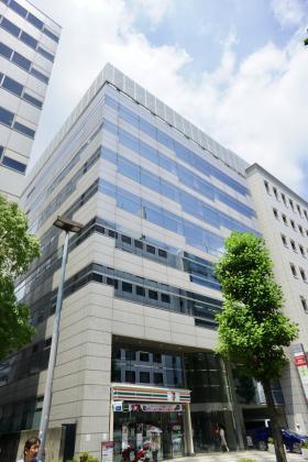 横浜HSビルの外観写真